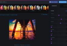 css Filters在线轻松实现多种照片滤镜特效