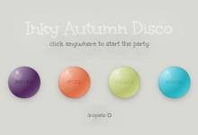多种颜色的鼠标跟随效果