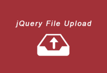 jQuery File Upload 上传插件