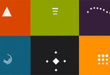 30个使用CSS实现的网页loading加载效果