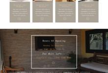 响应式家具类网站模板