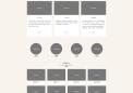 简洁大气的响应式通用企业html空白模板