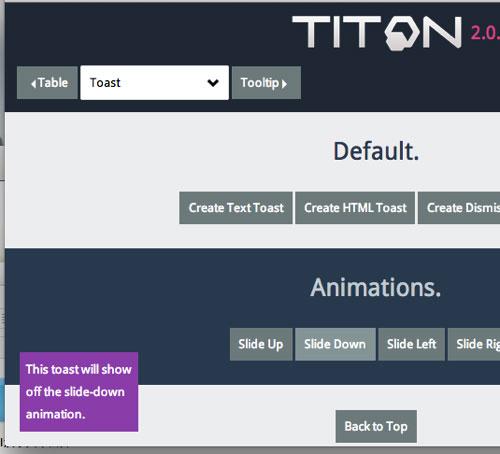 内置的UI组件最多的前端框架Toolkit -4