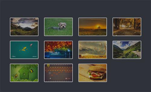 图片点击放大插件simple gallery -2