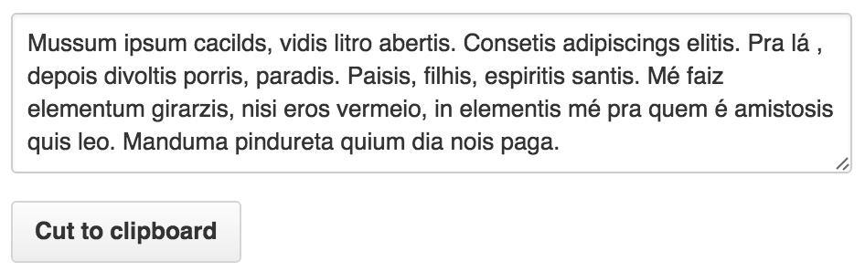 clipboard.js使用方法,一款复制内容到剪切板插件 -3
