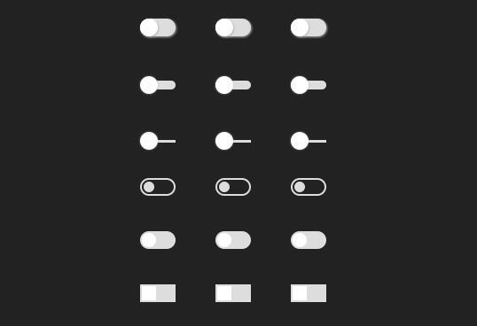 六种checkbox美化后样式风格