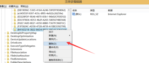 隐藏/删除桌面ie、Internet Explorer浏览器图标 -5