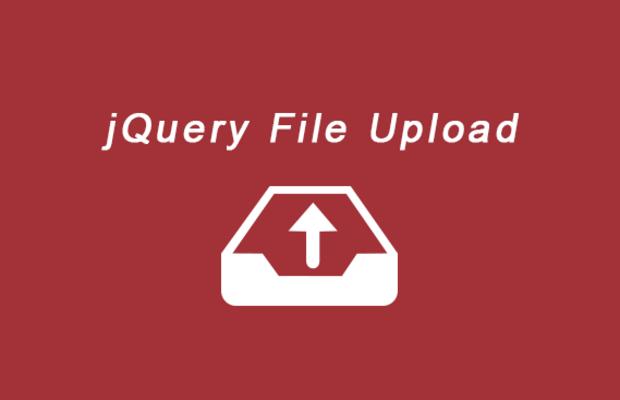 jQuery File Upload 上传插件