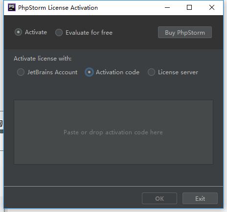 2019正版phpstorm免费激活步骤(图文详解)Jetbrains系列软件通用 -2